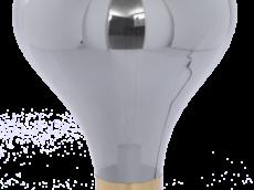 Lampa stołowa Flame Smoky XL
