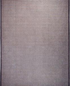 Szaro Złoty Dywan Nowoczesny - CUBETTI GRAFITE 9030