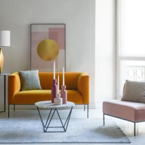 Kolekcja Geometric pastels