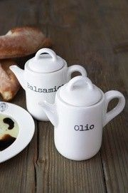 Zestaw pojemników Olio&Balsamico 2szt Riviera Maison