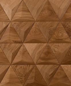 panel drewniany pyramid