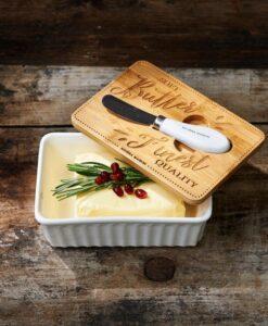 Maselniczka Finest Quality Butter Dish 11cm