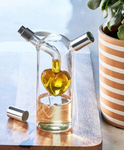 Lovely Oil & Vinegar Bottle