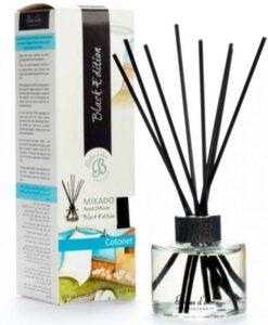 Patyczki zapachowe – Cotonet – Bawełna – Mikado Black Edition