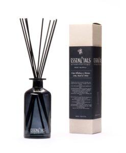 Patyczki zapachowe – Lima, Albahaca y Menta – Limonka, bazylia i mięta – Mikado Essencials