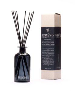 Patyczki zapachowe – Rosa Salvaje, Geranio y Pachuli – Dzika róża, geranium i paczula – Mikado Essencials