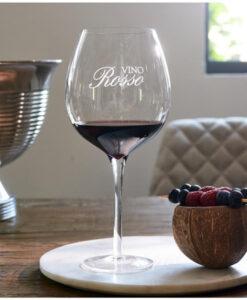 CLASSIC VINO ROSSO RM WINE GLASS