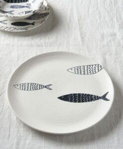 Talerz obiadowy The seafood club