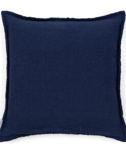 Poszewka na Poduszkę Rough Linen Blue