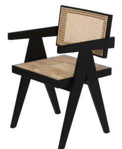 krzesło Matisse francuska plecionka